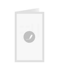 Card Folded 10,5x21 cm