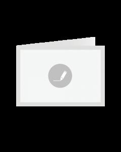 Card Folded 14x10 cm