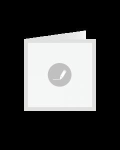 Card Folded 15x15 cm