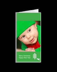 Card Folded 10,5x21 cm (EOY10X20A1)