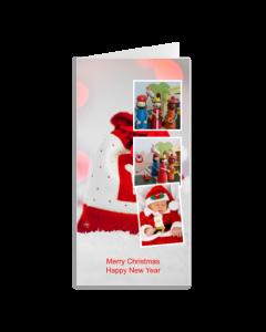 Card Folded 10,5x21 cm (EOY10X20A2)