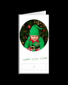 Card Folded 10,5x21 cm (EOY10X20A3)