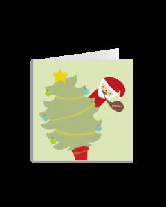 Card Folded 15x15 cm (EOY14X14CM26)