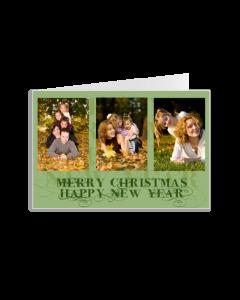 Card Folded 14x10 cm (EOY30X20J28)