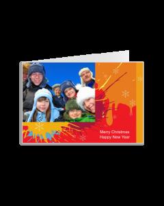 Card Folded 14x10 cm (EOY30X20J33)