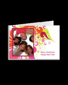 Card Folded 14x10 cm (EOY30X20J34)