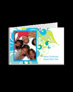 Card Folded 14x10 cm (EOY30X20J35)